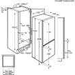 AEG SCE81926TS Beépíthető hűtőszekrény