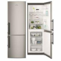 Electrolux EN3201MOX Kombi hűtő alulfagyasztós