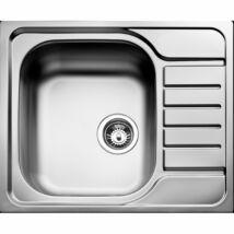 Teka Universal E-modell 580.500 1B 1/2D (30000065) rozsdamentes acél(matt) mosogatótálca