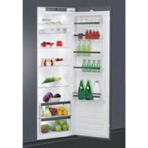 Whirlpool ARG 18081 A++ egyajtós beépíthető hűtőszekrény