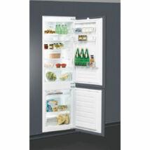 Whirlpool ART 6610/A++ Beépíthető alulfagyasztós hűtőszekrény