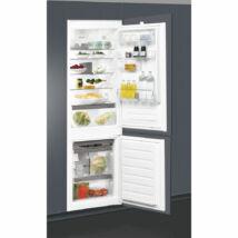 Whirlpool ART 6711/A++ SF Beépíthető alulfagyasztós hűtőszekrény