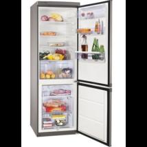 Zanussi ZRB36101XA Kombi hűtő alulfagyasztós