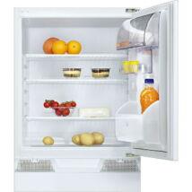 Zanussi ZUA14020SA Beépíthető Fagyasztó Nélküli Hűtőszekrény 82cm Pult Alá Építhető