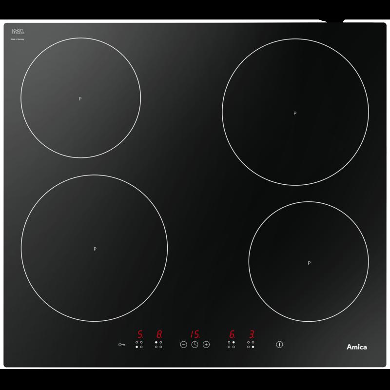 Amica HI 6140 indukciós főzőlap