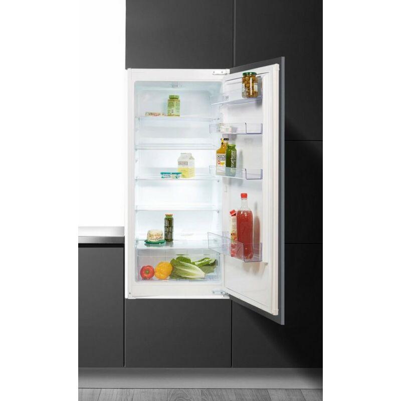 Beko BLSA210M3SN Beépíthető Hűtő Fagyasztó Nélkül 122cm