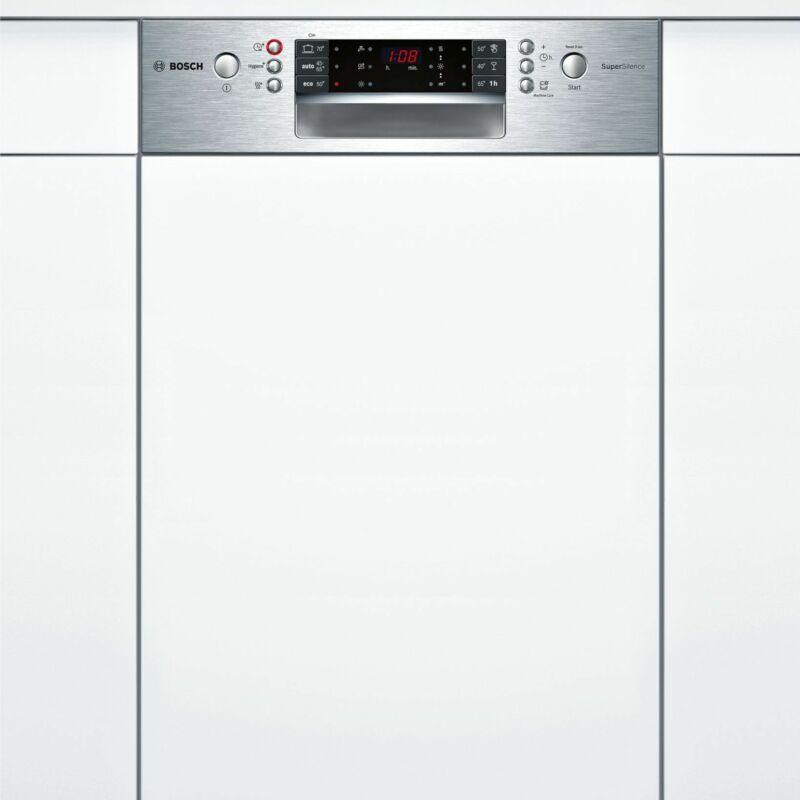 Bosch SPI66TS00E 45cm kezelőpaneles inox