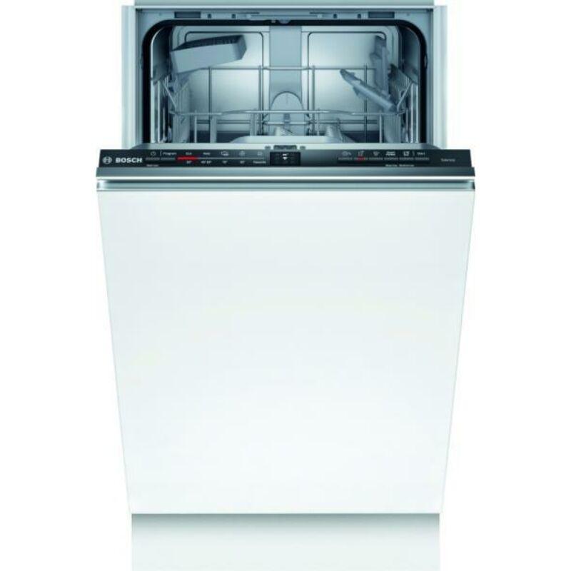 Bosch SPV2IKX10E  keskeny teljesen beépíthető mosogatógép 45 cm