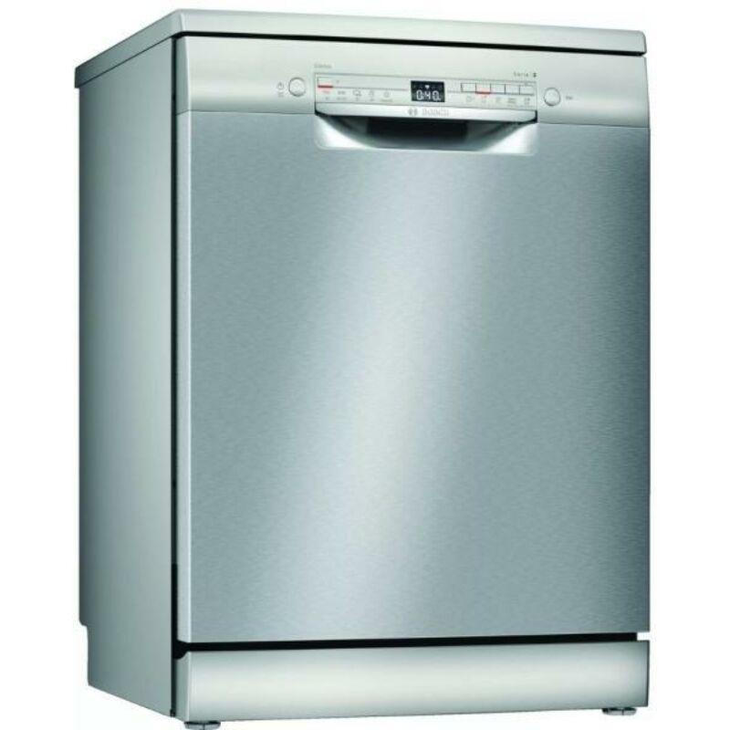 Bosch SMS21IVI61E  szabadonálló, inox, 12terítékes mosogatógép