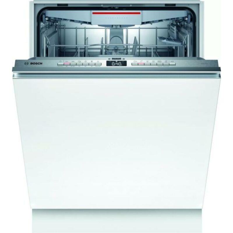 Bosch SGV4HVX33E teljesen beépíthető mosogatógép
