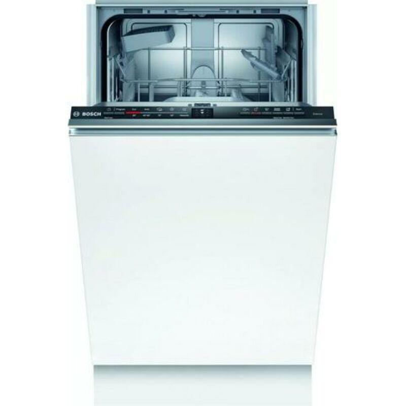 Bosch SRV2IKX10E teljesen beépíthető keskeny mosogatógép