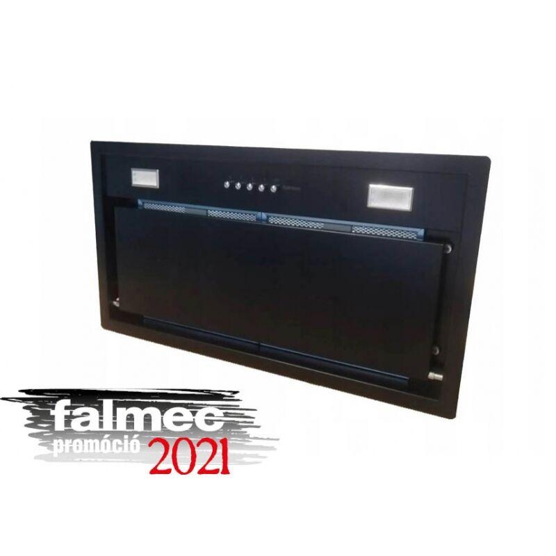 Falmec BUILT IN MAX EVO 50 T600 fekete felső szekrénybe vagy kürtőbe építhető páraelszívó