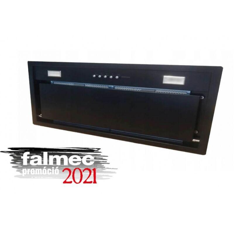 Falmec BUILT IN MAX EVO 70 T600 fekete felső szekrénybe vagy kürtőbe építhető páraelszívó