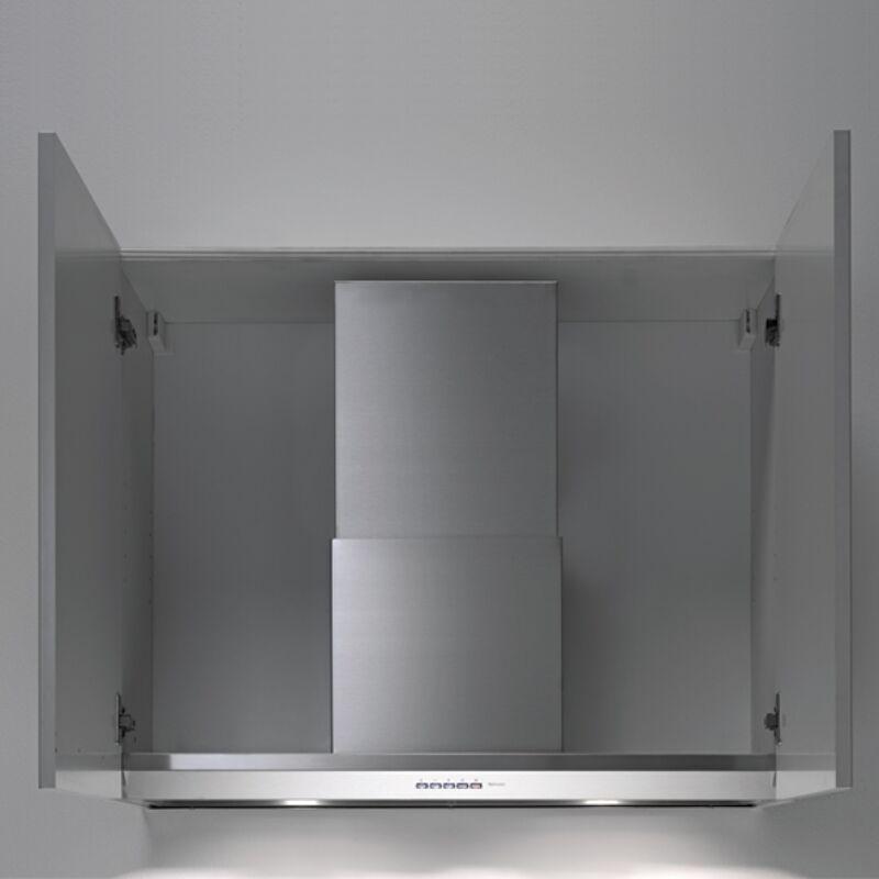 Falmec VIRGOLA PLUS 90 T600 felső szekrénybe vagy kürtőbe építhető páraelszívó