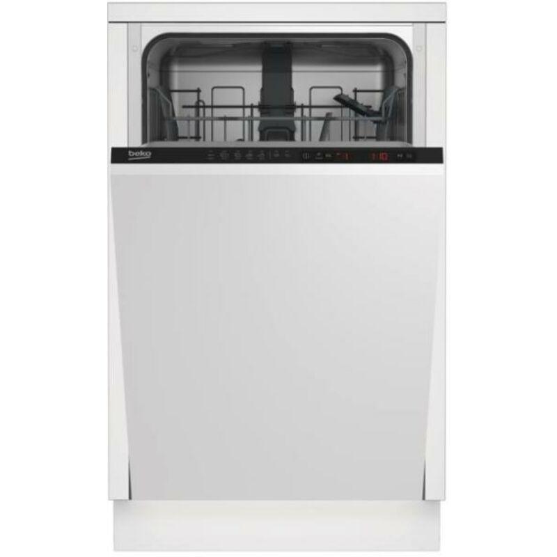 Beko DIS 35020 keskeny integrálható mosogatógép