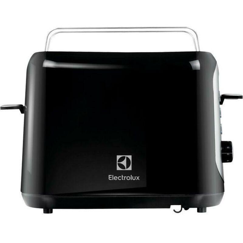 Electrolux EAT3300 kenyérpirító ezüst fekete