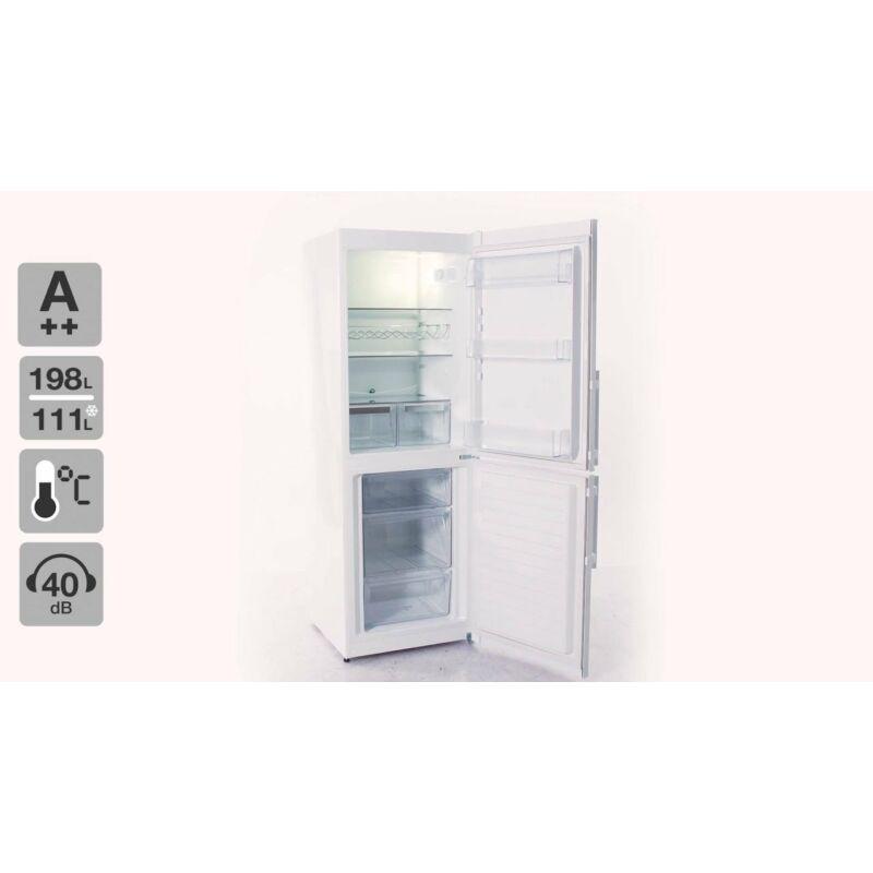 Electrolux EN3201MOW Kombi hűtő alulfagyasztós