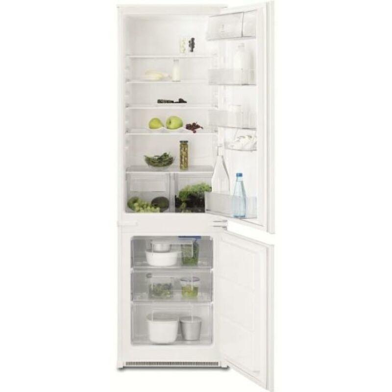 Electrolux ENN2800BOW Beépíthető Kombinált Hűtőszekrény 178cm