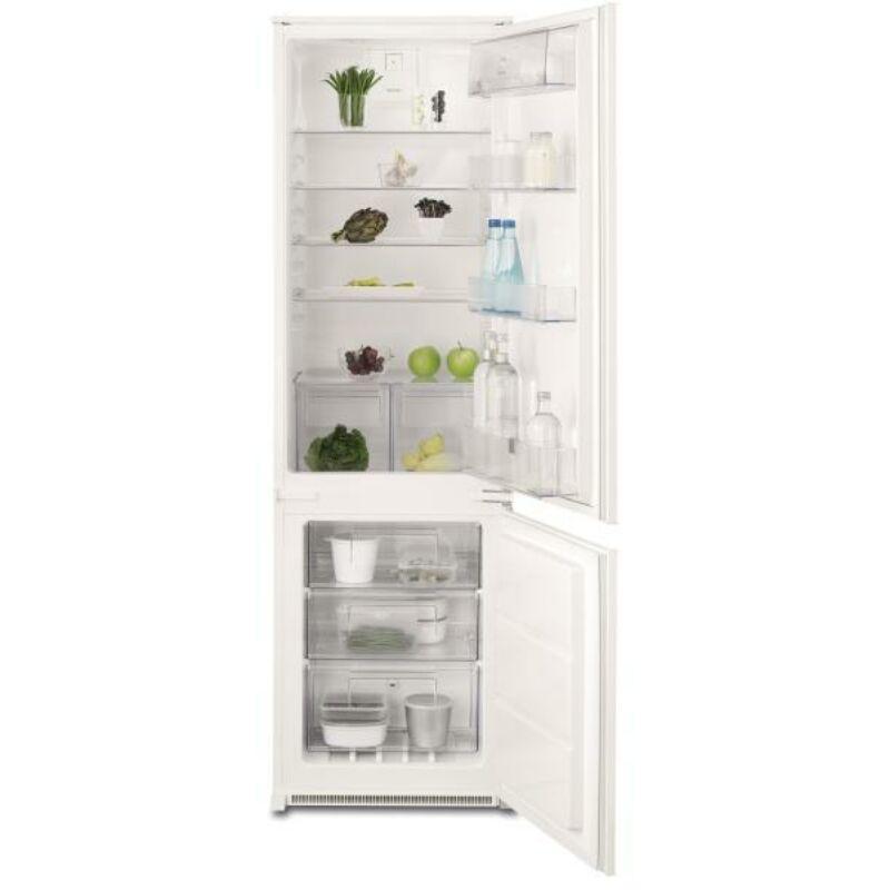 Electrolux ENN2812AOW Beépíthető Kombinált Hűtőszekrény 178cm