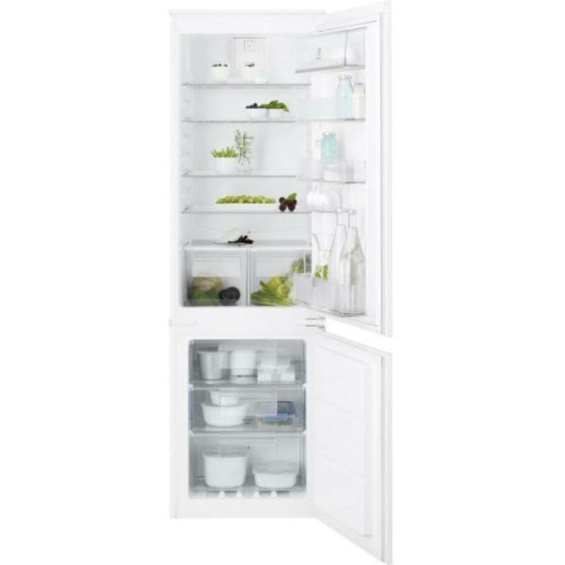 Electrolux ENN2851AOW Beépíthető Kombinált Hűtőszekrény 178cm