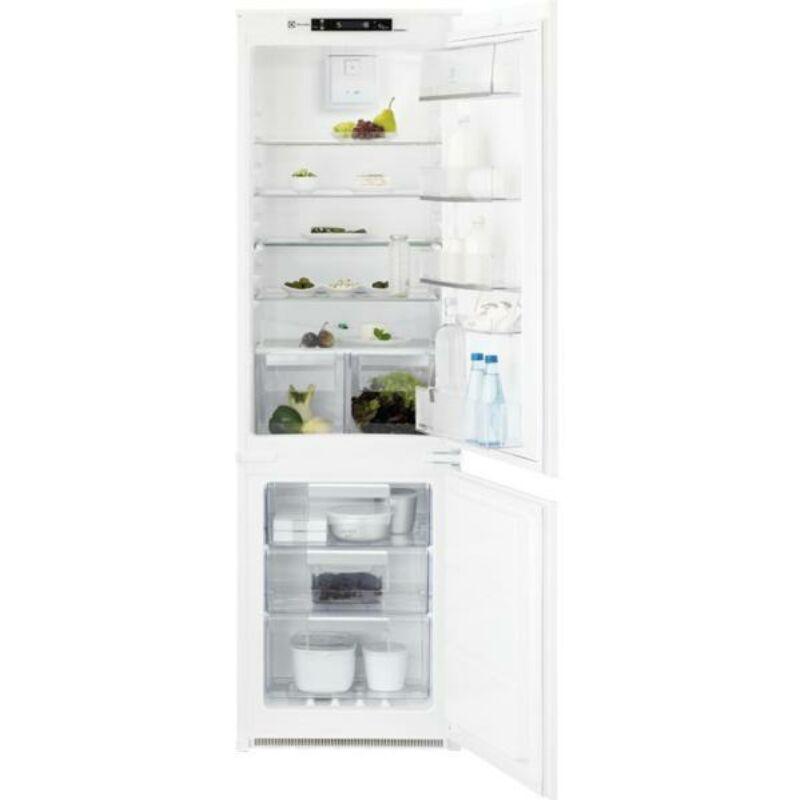 Electrolux ENN2853COW Beépíthető Kombinált Hűtőszekrény 178cm