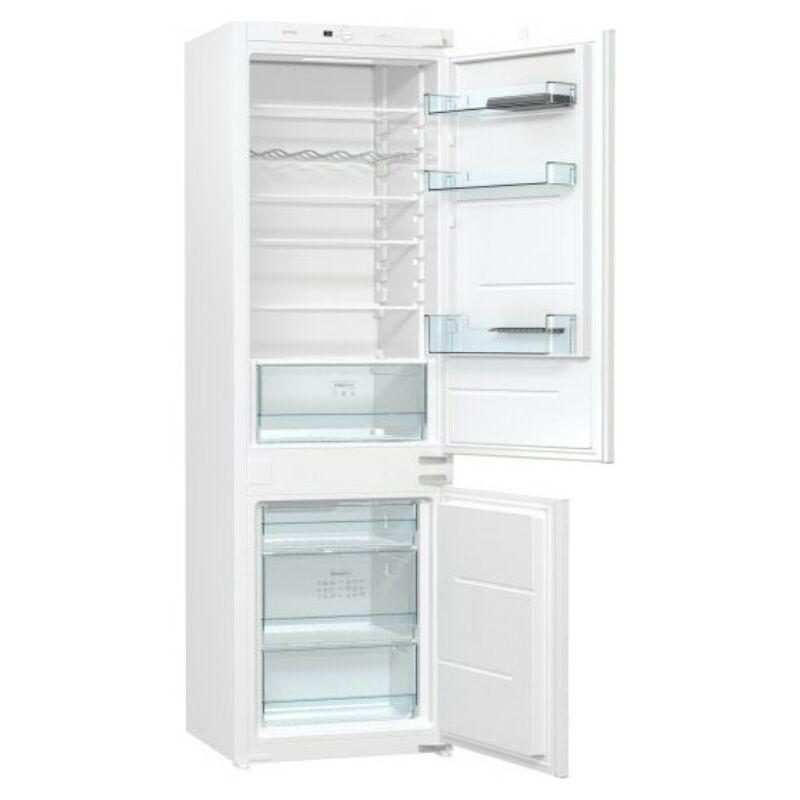 Gorenje NRKI4181E1 Beépíthető Kombi Hűtőszekrény 177cm NO-FROST