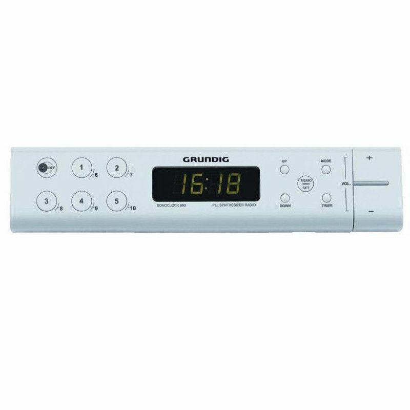 Grundig Sonoclock 690 Konyhai rádió