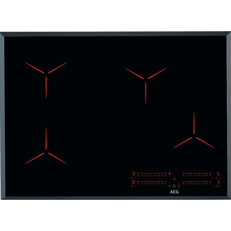 AEG IPE74541FB MaxiSense beépíthető indukciós főzőlap, 70 cm
