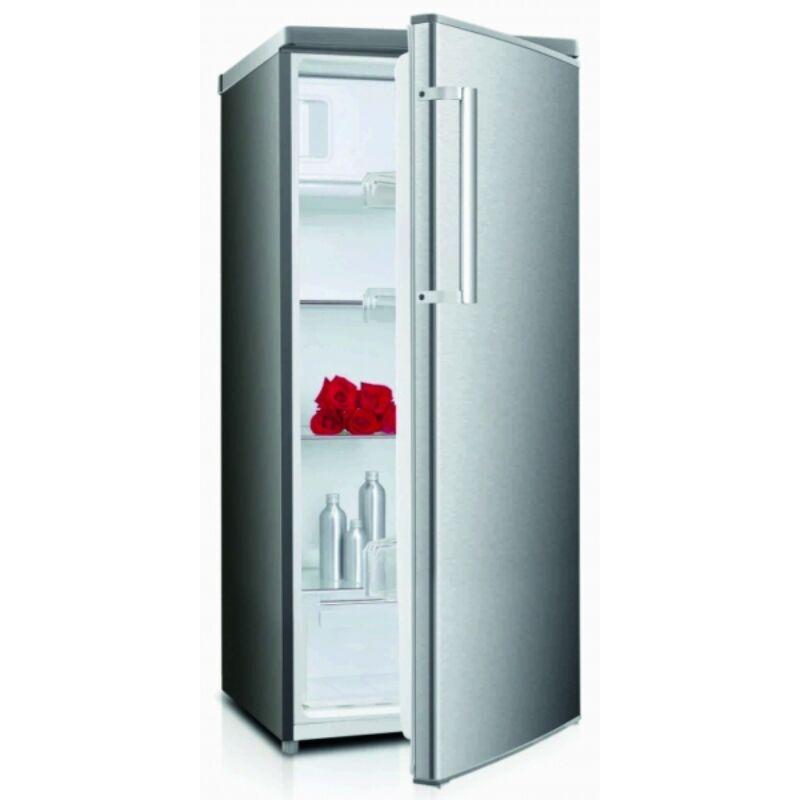MPM MPM-200-CJ-19 Hűtőszekrény fagyasztóval 200L Inox