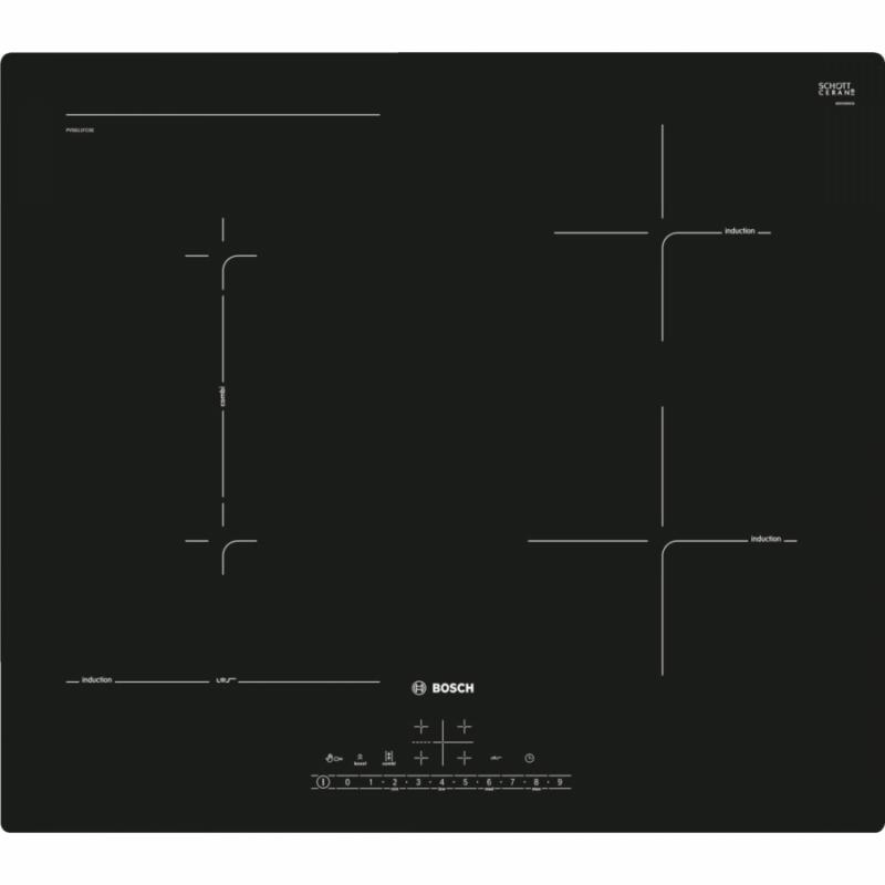 Bosch PVS611FC5E indukciós főzőlap