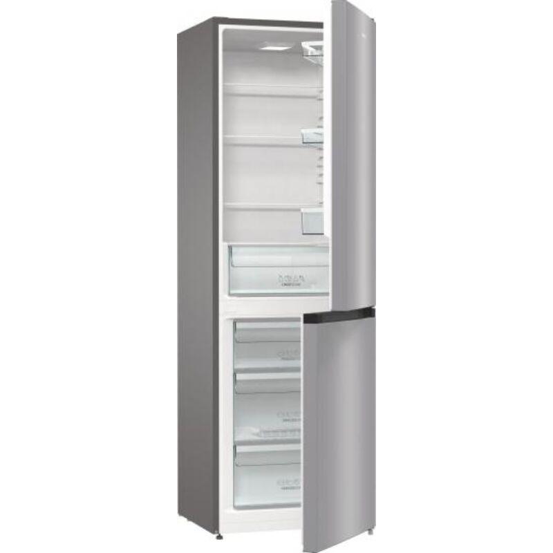 Gorenje RK6192ES4 kombinált hűtő INOX