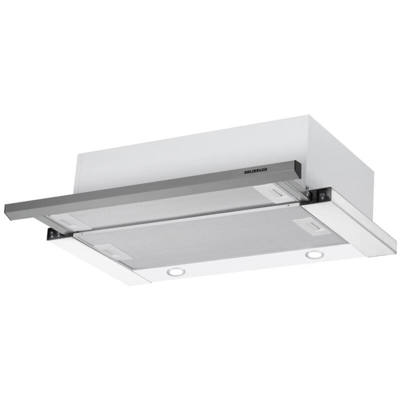 SILVERLINE NEW-LINE 1390 inox, 60 cm 1 mot.
