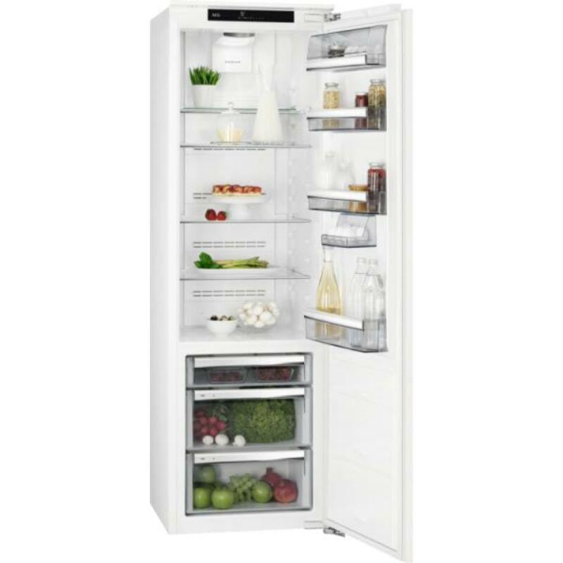 AEG SKE81826ZC Beépíthető hűtőszekrény, A++ energiaosztály, frissentartó fiók