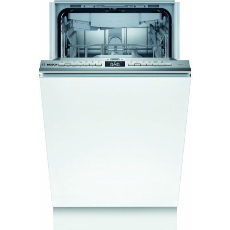 Bosch SPV4XMX16E keskeny teljesen beépíthető mosogatógép