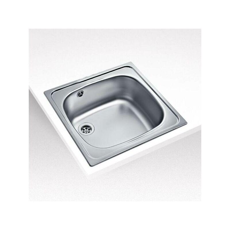 Teka E-modell 465.440 1B (30000017) rozsdamentes acél (matt) mosogatótálca