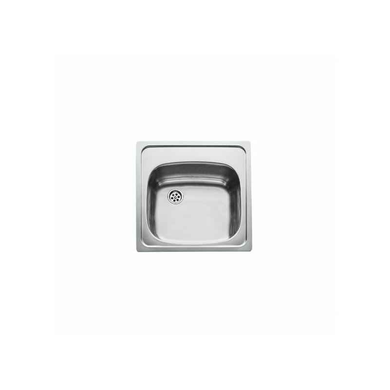 Teka E-modell 465.465 1B (30000048) rozsdamentes acél (matt) mosogatótálca