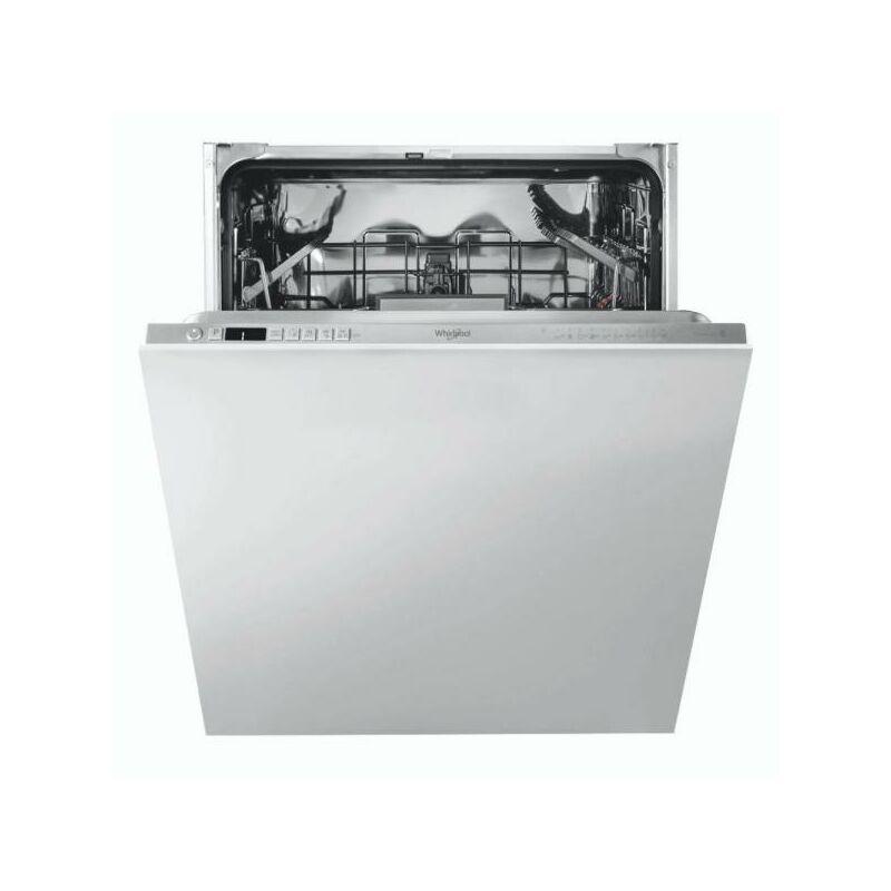 Whirlpool WCIO3T341PE teljesen beépíthető mosogatógép