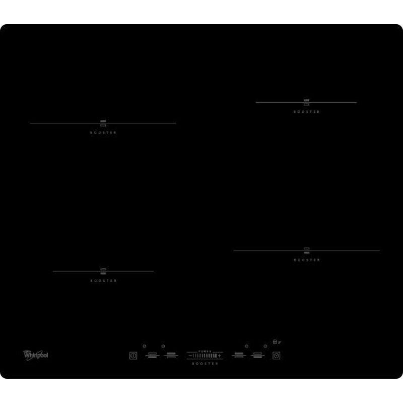 Whirlpool ACM 836/BA Indukciós kerámialap, élcsiszolt kivitel