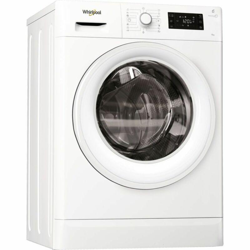 Whirlpool FWSG61253W EU keskeny elöltöltős mosógép