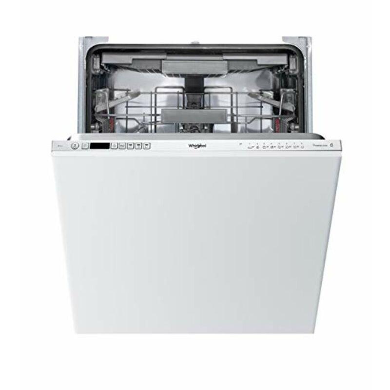 Whirlpool WIC 3C23 PEF  Integrált 60 cm mosogatógép