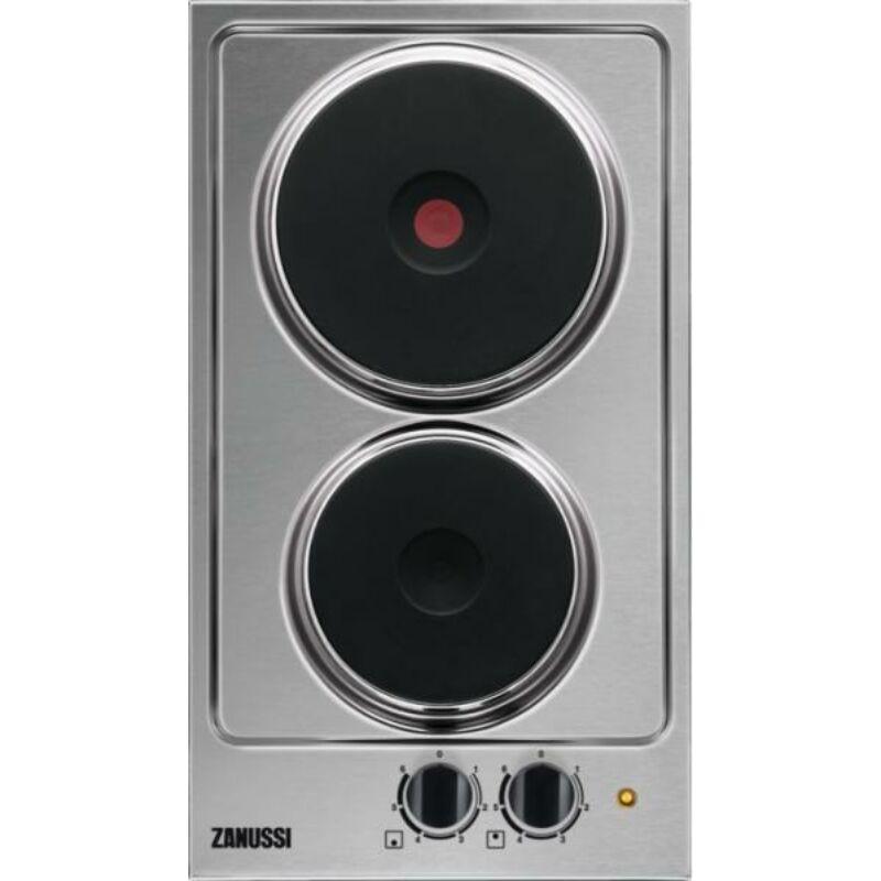 Zanussi ZEE3922IXA Vasmagos Domino Főzőlap 30cm INOX