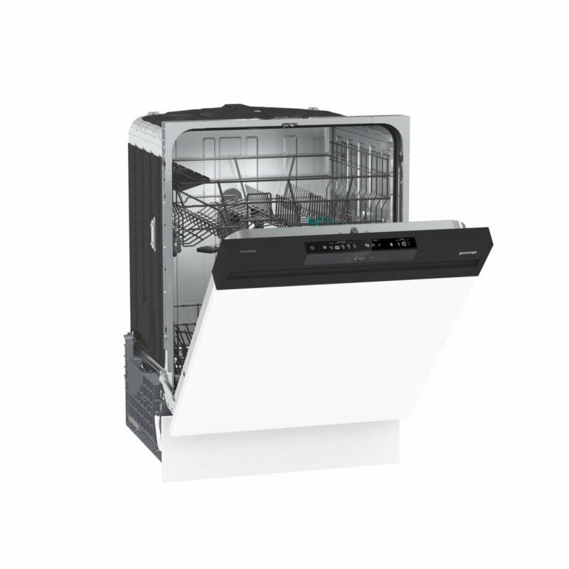 Gorenje GI641D60 beépíthető kezelőpaneles mosogatógép