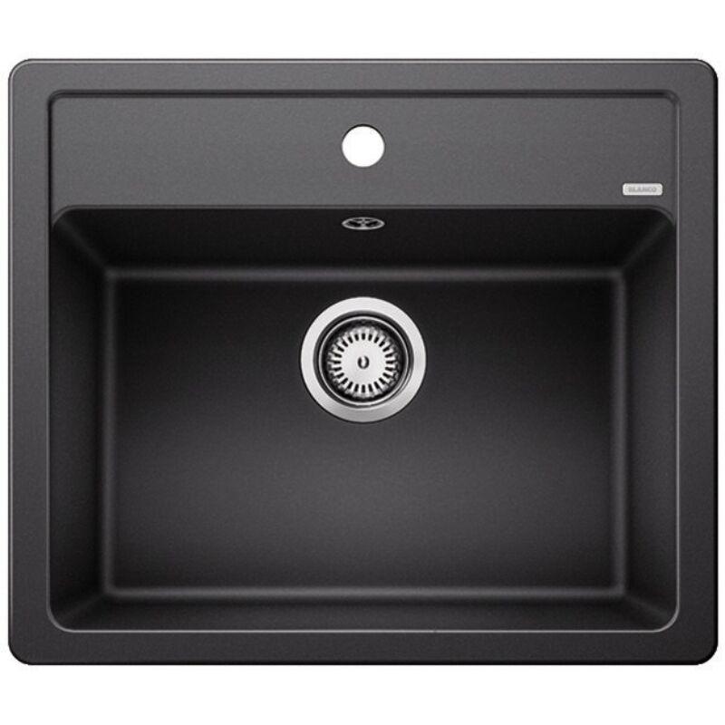 BLANCO LEGRA 6 Silgranit mosogatótálca, fekete